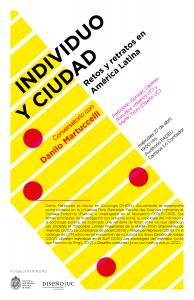 Individuo y ciudad_AFICHE